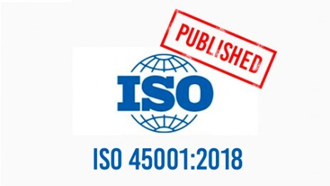 ISO45001 Certification ACTIS E&P